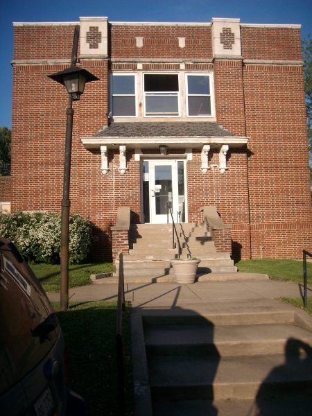 The Fairmount Village Hall